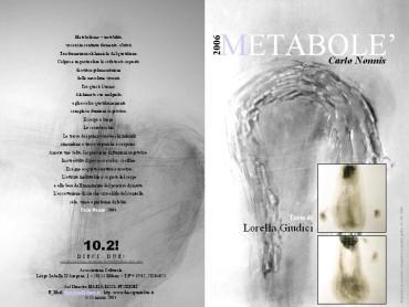 2006_Metabolè_CarloNonnis